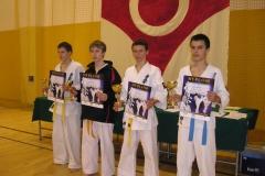 IX Mistrzostwa Podkarpacia KK Dzieci i Młodzieży w Pzeworsku 25.03.2007